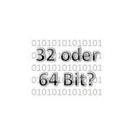 Windows 7 32 oder 64 Bit Startbild
