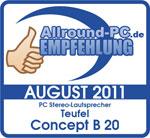 award-concept-b20