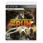 Need for Speed the Run PS3 Startbild Test