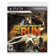 Need for Speed the Run PS3 Startbild Test