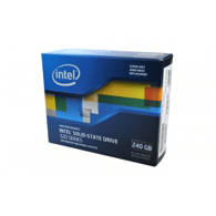 Intel SSD 520 Series Test Startbild