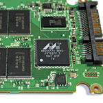 Intel SSD 510 Series Controller Shot
