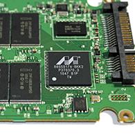 Intel SSD 510 Series Controller Shot