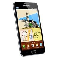 Samsung Galaxy Note Überblick Startbild