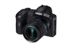 Samsung Galaxy NX Kamera Produktbild