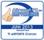 Tt eSports Cronos Award