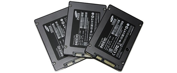 Samsung SSD 840 EVO Teaser