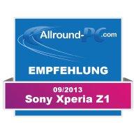 Sony Xperia Z1 Award