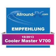 Cooler Master V700 Award