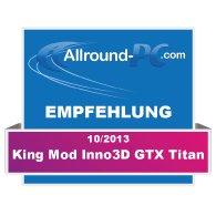 King Mod Inno3D GTX Titan