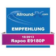 Rapoo-E9180P-Empfehlung