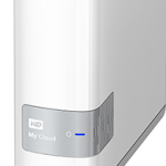 Western Digital My Cloud Startbild