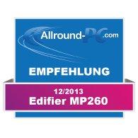 Edifier MP260 Award