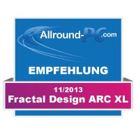 Fractal Design ARC XL Award