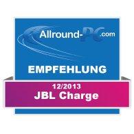 JBL Charge Award