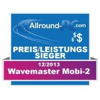 Wavemaster Mobi-2 Award