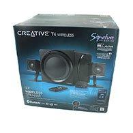 Creative Wireless T4 Startbild