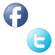 Facebook und Twitter Accont Löschen