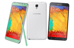 Samsung Galaxy Note 3 Neo Farben