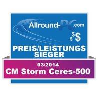 CM Storm Ceres-500