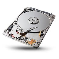 Seagate Laptop Ultrathin HDD Startbild