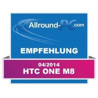 HTC One M8 Award
