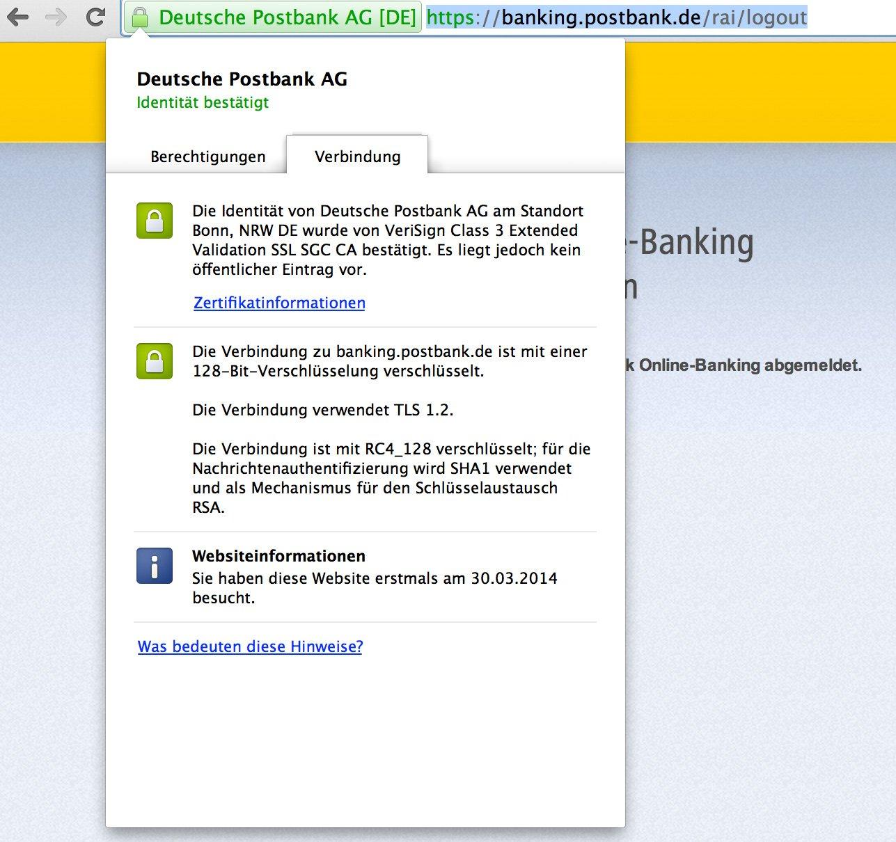 postbank-online-banking