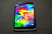 Samsung Galaxy S5 Prime Front