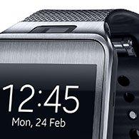 Samsung Gear 2 - Startbild