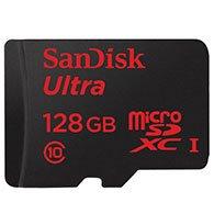 SanDisk Ultra microSDHC Startbild