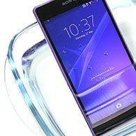 Sony Xperia Z2 Startbild