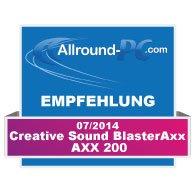 Creative Sound BlasterAxx AXX 200