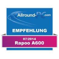 Rapoo A6 Award