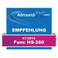 Func HS-260 Award