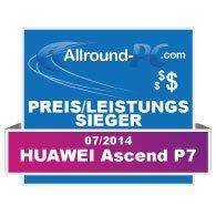 HUAWEI Ascend P7 Award