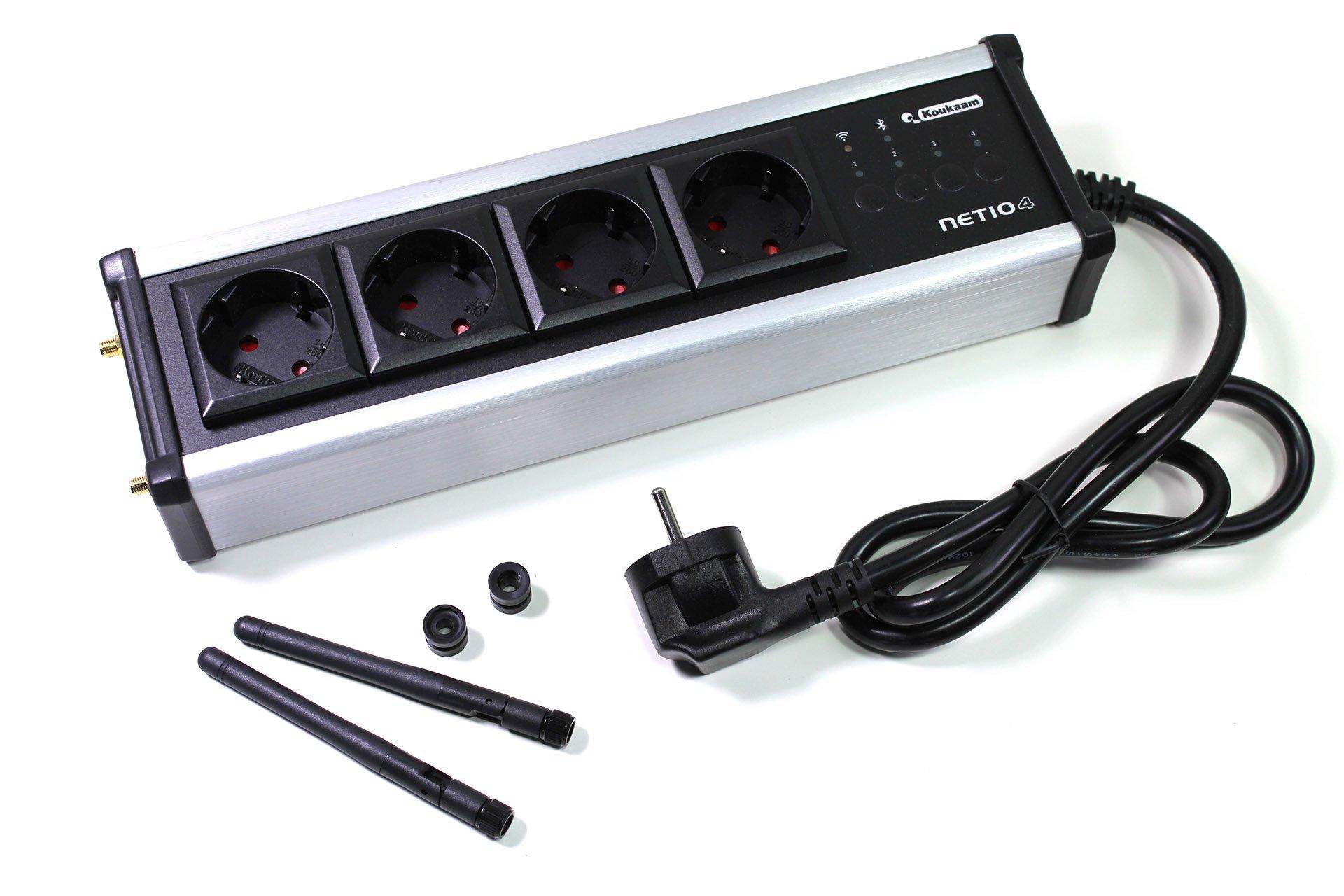 Test: Netio4 All Smart-Steckdose - Allround-PC.com