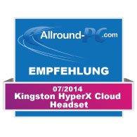 Kingston HyperX Cloud Headset