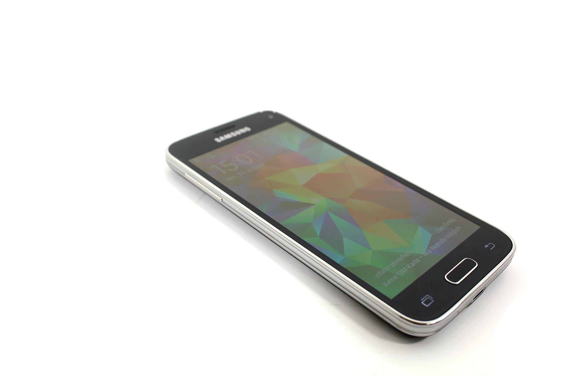 Samsung Galaxy S5 Mini Sim Karte.Test Samsung Galaxy S5 Mini Allround Pc Com