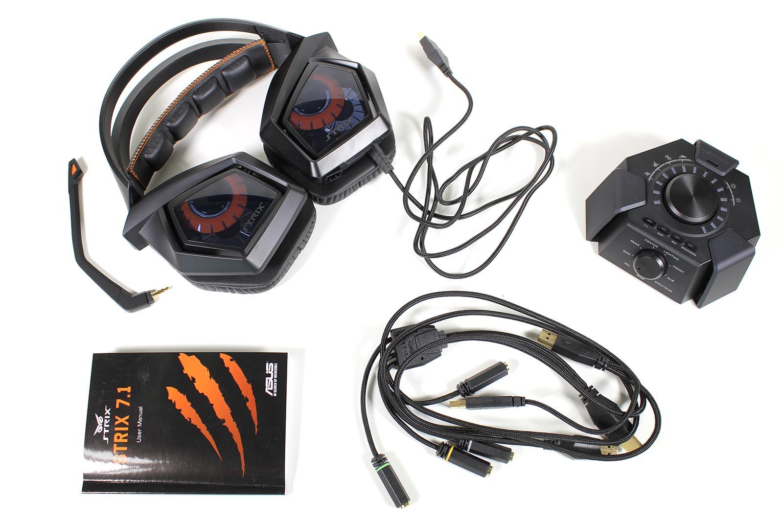 test asus strix 7 1 surround gaming headset allround. Black Bedroom Furniture Sets. Home Design Ideas