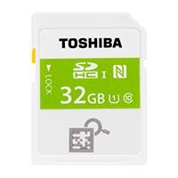 Toshiba NFC SDHC Startbild