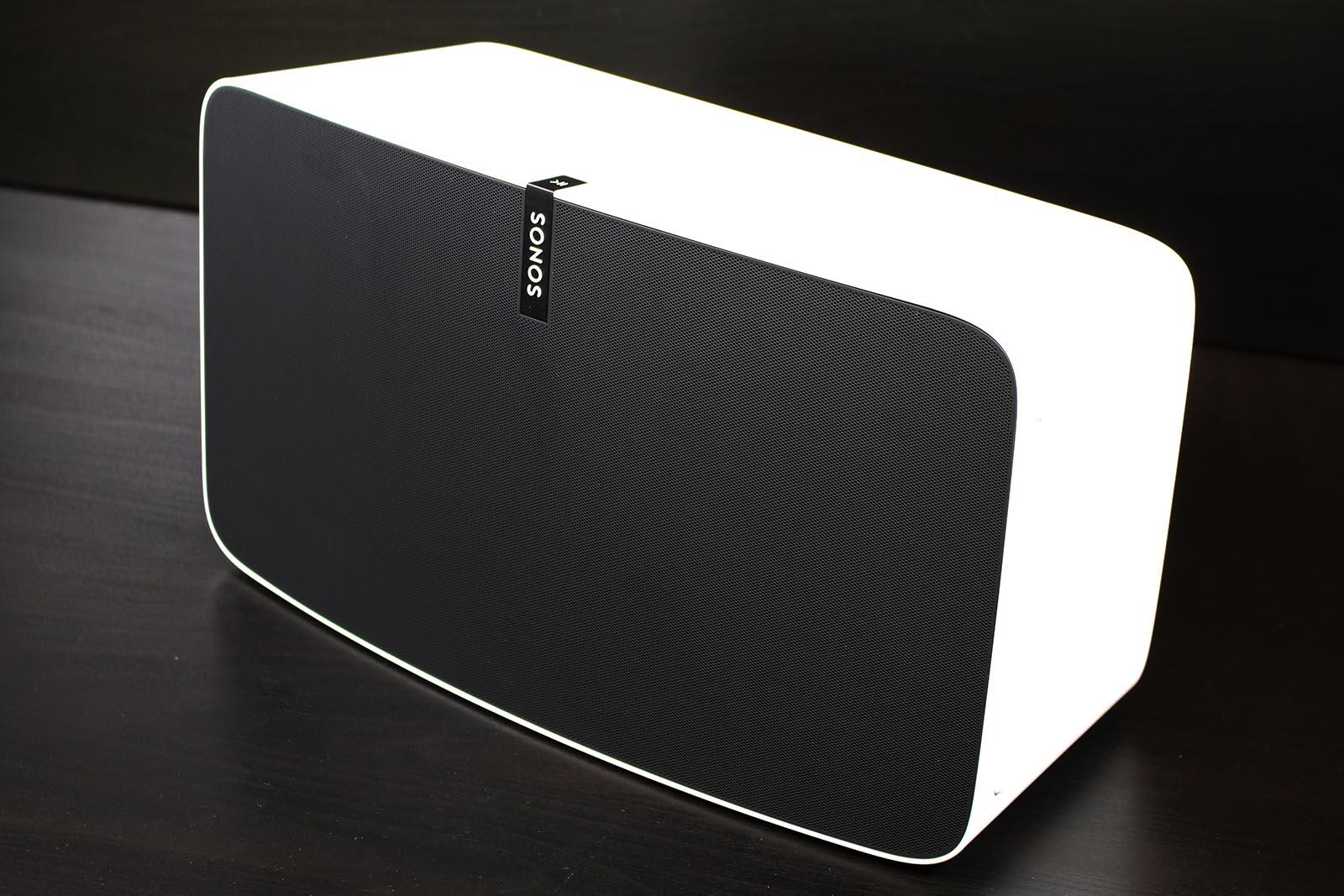 Sonos Play5 Multiroom Lautsprecher Allround Pccom