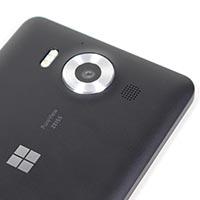 Microsoft Lumia 950 Startbild