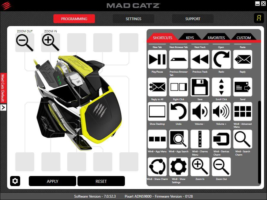 test mad catz rat pro x allround. Black Bedroom Furniture Sets. Home Design Ideas