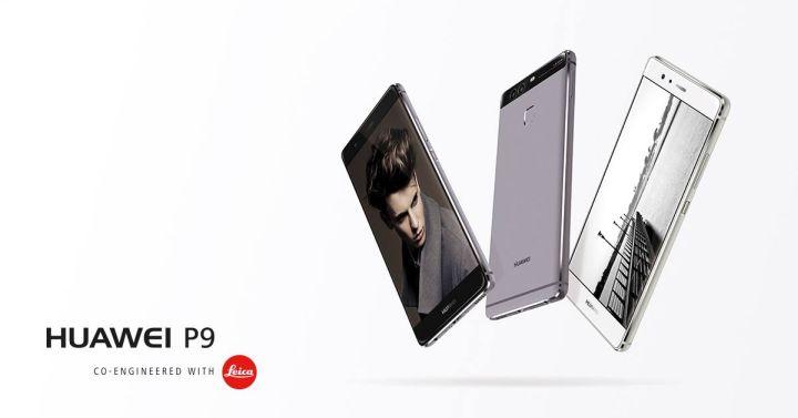 Huawei P9 - Bildschirm & Fingerabdrucksensor