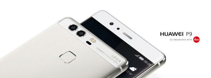 Huawei P9 Kamera by Leica