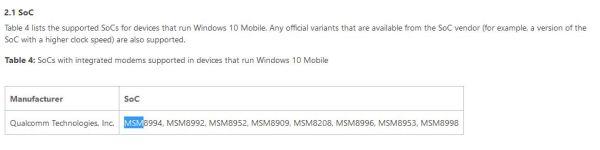 Microsoft leakt Snapdragon 830 neu
