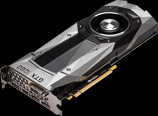 Nvidia GeForce GTX 1080 Grafikkarte