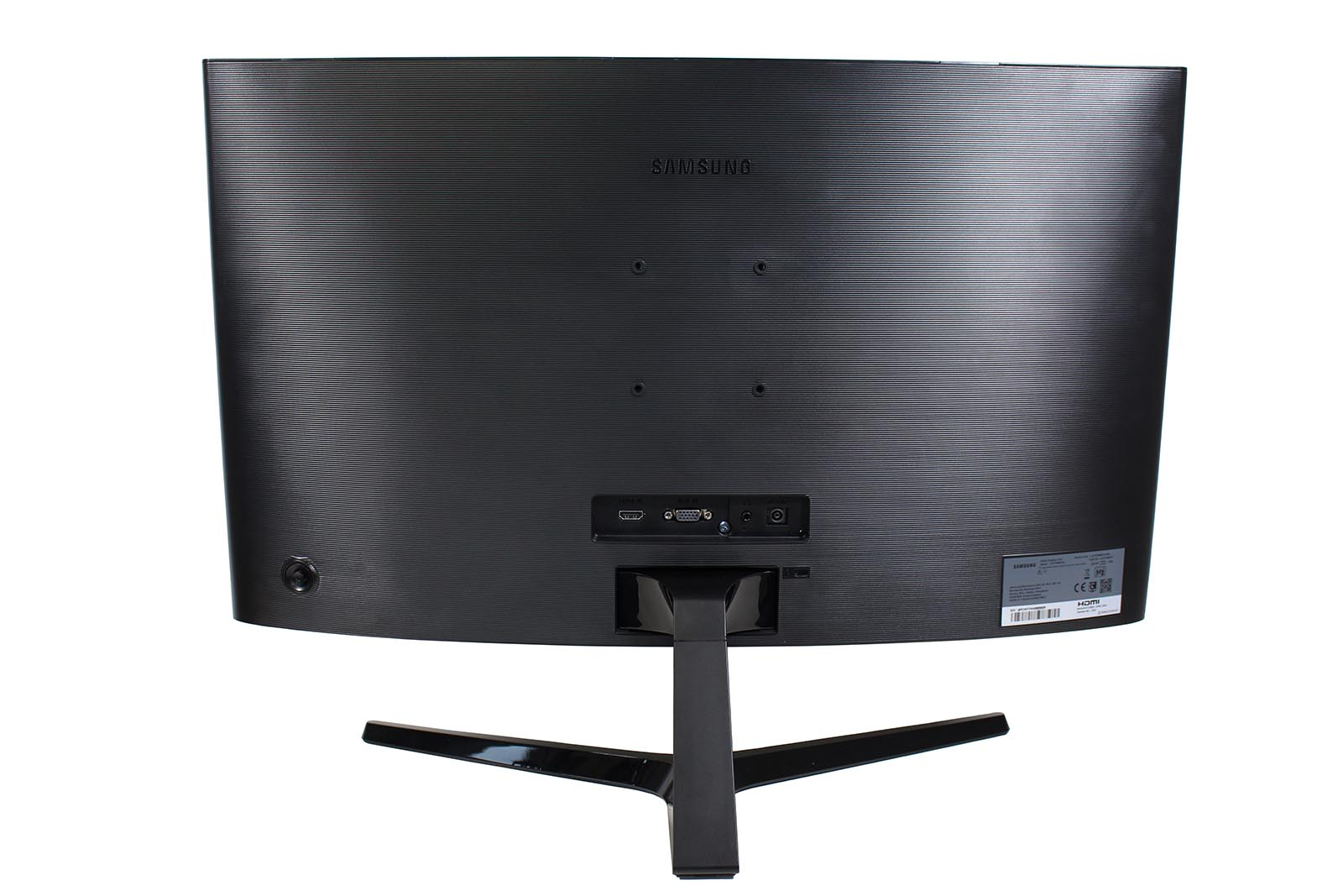 test samsung c27f396f curved monitor allround. Black Bedroom Furniture Sets. Home Design Ideas