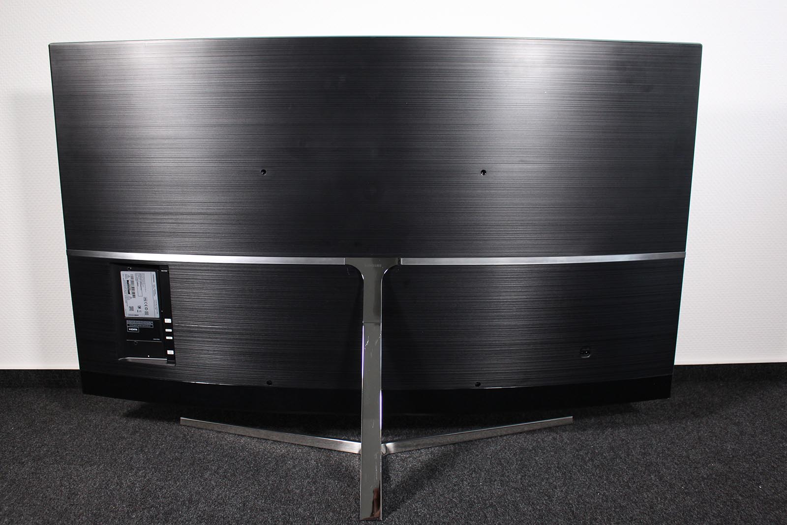 test samsung ue55ks9090 suhd fernseher allround. Black Bedroom Furniture Sets. Home Design Ideas