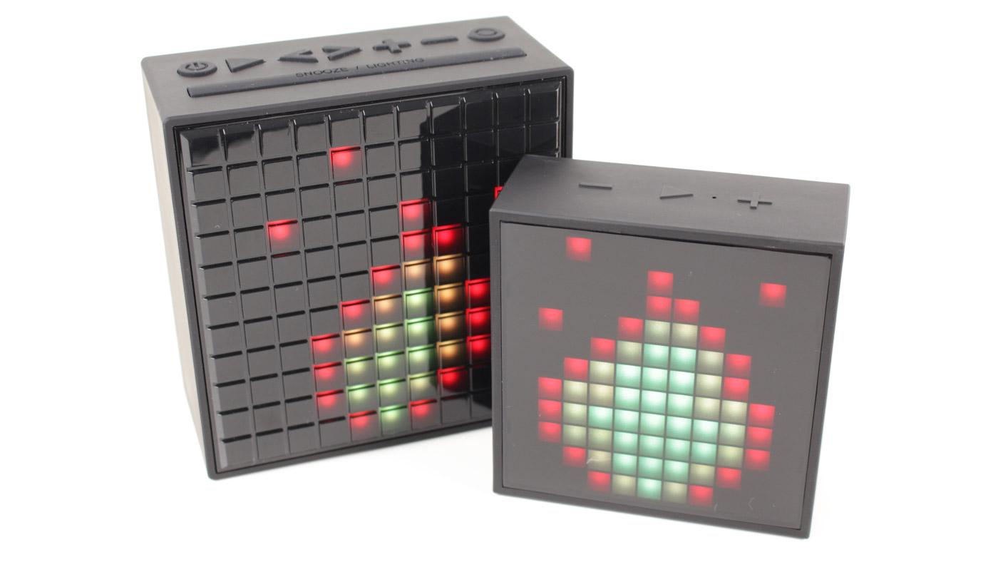 test divoom timebox mini allround. Black Bedroom Furniture Sets. Home Design Ideas